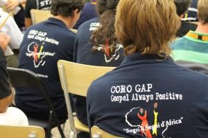 Coro Gospel maglietta